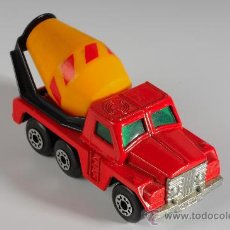 Coches a escala: CEMENT TRUCK Nº 19 LESNEY MATCHBOX, AÑO 1978. Lote 26690792