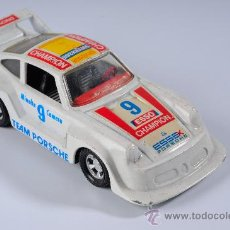 Coches a escala: K101 RACING PORSCHE LESNEY MATCHBOX SUPER KINGS, AÑO 1983 . Lote 26703282