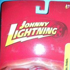 Coches a escala: 1985 PONTIAC FIREBIRD, MARCA JOHNNY LIGHTNING, ESCALA 1/64. Lote 26889251