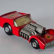Coches a escala: COCHE ROAD DRAGSTER LESNEY MATCHBOX SUPERFAST, AÑO 1970. Lote 27191062
