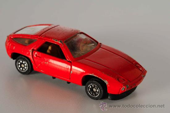 Coches a escala: Coche Porsche 928, Guisval, Made in Spain - Foto 1 - 27196017