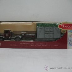 Coches a escala: CAMION CON REMOLQUE LMS DE TRACKSIDE DAYS GONE 1930B. Lote 27854202