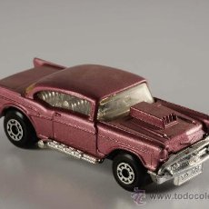 Coches a escala: 57 CEVY Nº4, LESNEY MATCHBOX SUPERFAST, AÑO 1979. Lote 27854231