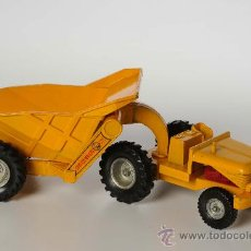 Coches a escala: CURTISS - WRIGHT REAR DUMPER CWD 321 Nº 7 LESNEY MATCHBOX KING SIZE. Lote 27939982