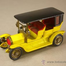 Coches a escala: PEUGEOT 1907 VINTAGE Y-5 1969 - ESCALA 1/43 - MATCHBOX LESNEY - MODEL OF YESTERYEAR. Lote 28010096