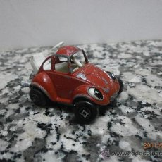 Coches a escala: COCHE GUISVAL. VOLKSWAGEN GO BUG. MADE IN SPAIN. Lote 28698905