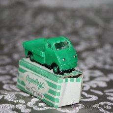 Coches a escala: MINI CARS ANGUPLAS - CAMIONETA PLATAFORMA ALTA D.K.W. - 1/86 - CON CAJITA. Lote 80738219