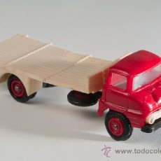 Coches a escala: CAMIÓN FORD THAMES, ANGUPLAS MINI CARS 1/86, MADE IN SPAIN. Lote 29594463