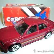 Coches a escala: MERCEDES 2.3/16 MARCA CORGI. AÑO 1985.. Lote 29550341