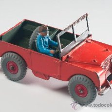 Coche con caja Dinky Toys, Land-Rover Nº340 - Fab.Meccano - Made in England