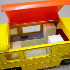 Coches a escala: CAMPING METALICO, CAMPING CRUISER, 1970, MATCHBOX SPEED KINGS, K 27. Lote 194665375