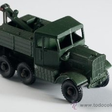 Coches a escala: CAMIÓN SCAMMEL BREAKDOWN TRUCK Nº 64, LESNEY MATCHBOX, MADE IN ENGLAND. Lote 30270355
