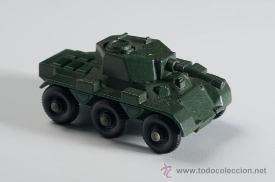 Saladin Armoured Car 6x6 Nº 67, Lesney Matchbox, Made in England