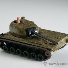 Coches a escala: TANQUE Nº K-102 M48 - A2, LESNEY MATCHBOX, AÑO 1974, MADE IN ENGLAND. Lote 30271787