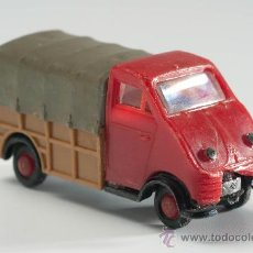 Coches a escala: CAMIONETA DKW, ANGUPLAS MINI CARS, MADE IN SPAIN. Lote 30404364