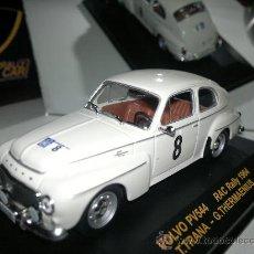 Coches a escala: RALLY CAR ALTAYA VOLVO PV544. Lote 195013057