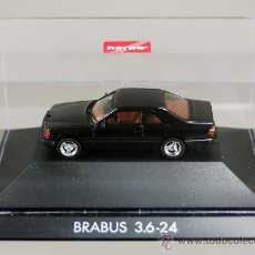 Coches a escala: MERCEDES BENZ BRABUS 3.6-24 V - HERPA H0 1/87 HO - MADE IN GERMANY - NUEVO EN CAJA. Lote 58634026