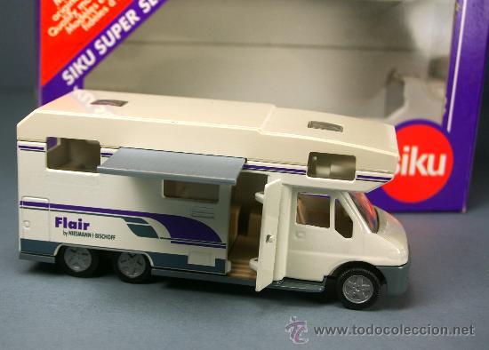 Dormobile camping car citroën o fiat - flair au - Sold through
