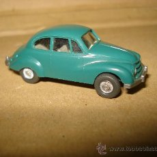 Coches a escala: DKW F89 ESCALA 1/87 *H0* DE WIKING MADE IN GERMANY . AÑO 1970-80S. Lote 30876740