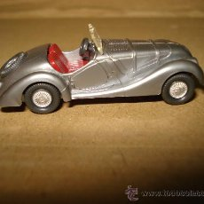 Coches a escala: BMW 328 ESCALA 1/87 *H0* DE WIKING MADE IN GERMANY . AÑO 1970-80S. Lote 30876774