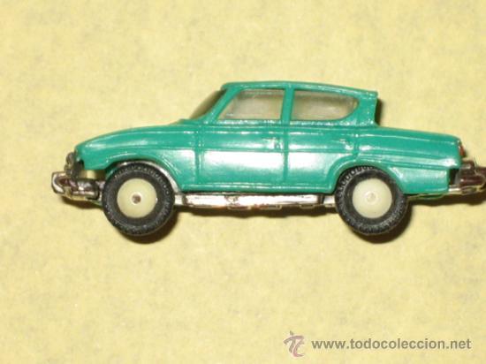 MINI CARS - FORD CONSUL (Juguetes - Coches a Escala Otras Escalas )