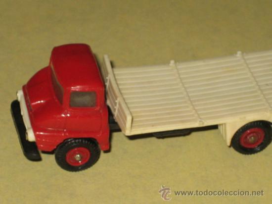 MINI CARS - CAMION FORD THAMES (Juguetes - Coches a Escala Otras Escalas )