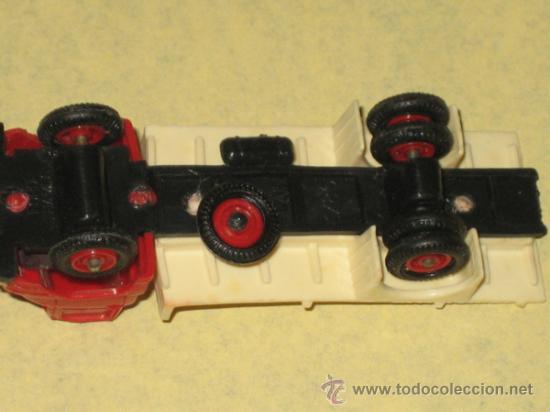 Coches a escala: MINI CARS - CAMION FORD THAMES - Foto 2 - 31135761