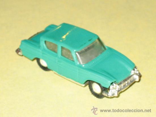 Coches a escala: MINI CARS - FORD CONSUL - Foto 2 - 31135714