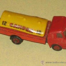 Coches a escala: MINI CARS - CAMION CAMPSA PEGASO . Lote 31584223