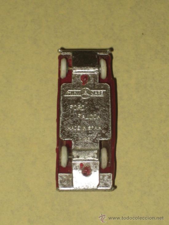 Coches a escala: MINI CARS - FORD FALCON - Foto 2 - 31584186
