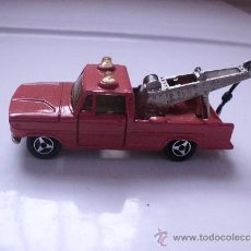 Coches a escala: MAJORETTE FURGONETA GRUA MADE IN FRANCE ECH 1,80. Lote 31928548