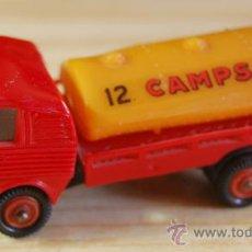 Coches a escala: COCHE A ESCALA. MINI CARS. ANGUPLAS. CAMION CAMPSA PEGASO . Z-207. Lote 32019384
