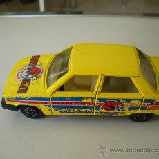 Coches a escala: COCHE MARCA GUISVAL RENAULT 9 ESCALA 1/33 MADE IN SPAIN, 111-1. Lote 32060835