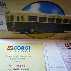 Coches a escala: AUTOBUS BUS CORGI LEICESTER CITY TRANSPORT. Lote 32939323