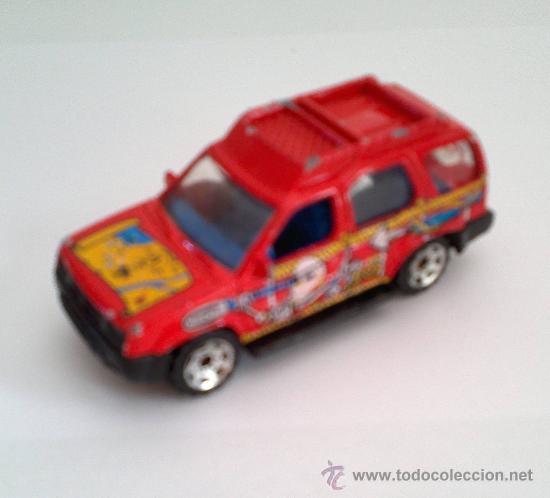 Matchbox Nissan Xterra Comprar Coches En Miniatura A Otras Escalas