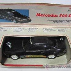 Coches a escala: MERCEDES 500 SL, DE EURO PLAY, EN CAJA. CC. Lote 33759477