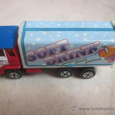 Coches a escala: CAMION SOFT DRINK. Lote 34102370