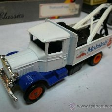 Coches a escala: LLEDO DAYS GONE CAMION MAC MOBILOIL 1934. Lote 34174311