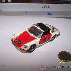 Coches a escala: PORSCHE TARGA 911S CORGI TOYS MADE IN GT BRITAIN. Lote 34268930