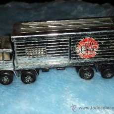 Coches a escala: CAMION METALICO MIRA MADE IN SPAIN AÑOS 70, PEGASO ESCALA 1/64. Lote 34405977