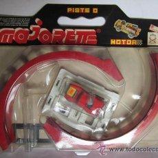 Coches a escala: MAJORETTE MOTOR, PISTA 0, EN BLISTER. ( GA-12 ) CC. Lote 34918401