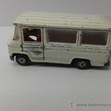 Auto in scala: FURGONETA MERCEDES BENZ DE GUISVAL ORIGINAL AÑOS 70-80. Lote 35067203