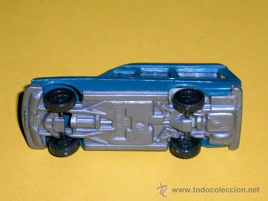 Coches a escala: Mercedes 200, esc. 1/87 H0, BVC made in Spain, Wiking copy, original años 70. - Foto 3 - 145552401