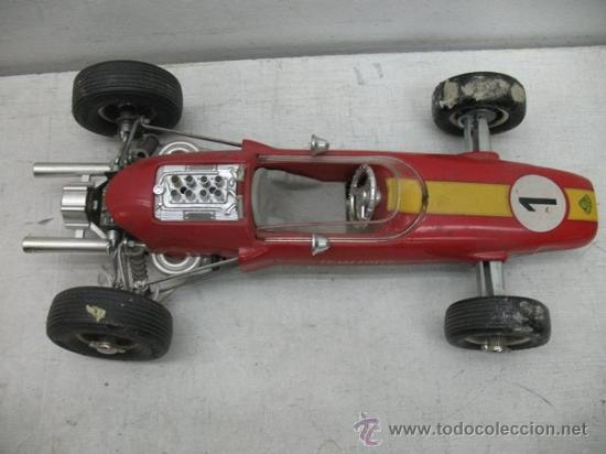 Coches a escala: Schuco Ref: 1071 - Lotus coche de formula 1 Climax 33 Formel 1 del año 1968 - Foto 3 - 35412526