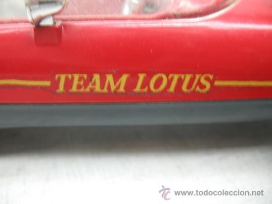 Coches a escala: Schuco Ref: 1071 - Lotus coche de formula 1 Climax 33 Formel 1 del año 1968 - Foto 6 - 35412526