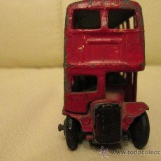 Coches a escala: DINKY TOYS 1955 Nº290 DOUBLE DECKER BUS. Lote 35941245