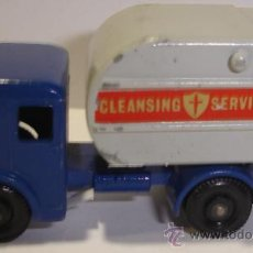 Coches a escala: CAMIÓN LESNEY TIPPAX REFUSE COLLECTOR Nº 15, MADE IN ENGLAND, 7 POR 3 CM,. Lote 36085264