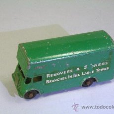 Coches a escala: MATCHBOX #46. PICKFORD REMOVAL VAN. AÑOS 60. Lote 36105246