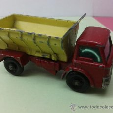 Coches a escala: CAMION GRIT SPREADING TRUCK Nº 70 MATCHBOX MADE IN ENGLAND. Lote 36645616
