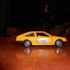 Coches a escala: COCHE METÁLICO: OPEL MONZA (MARCA MATTEL, MEBELOYS, MADE IN ITALY). Lote 36722421
